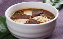 猪血和豆腐能同时煮吗 猪血和豆腐一起怎么弄好吃