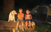 带孩子露营的好处 带孩子露营需要注意些什么
