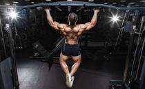引体向上一天做多少个合适 引体向上一周练几次最好