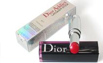 迪奥漆光唇釉740是什么颜色 dior黑管漆光口红740真人试色分享