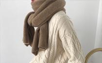 冬日好看保暖的围巾合集 2018最流行什么围巾及颜色